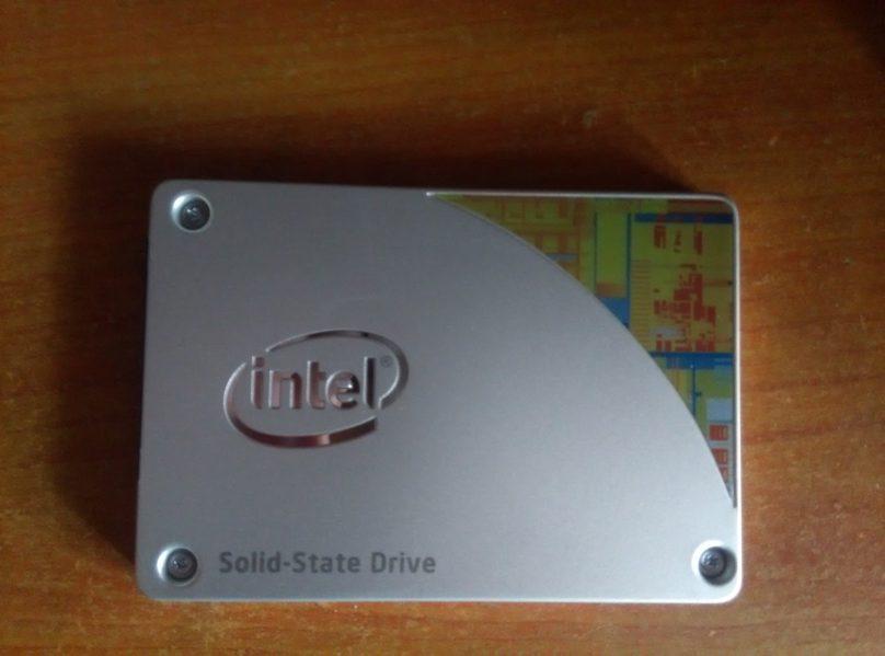 笔记本加装intel 535 SSD